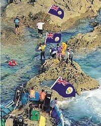 Fishingislandhkflag