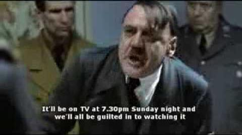 Hitler finds out Michael Jackson has died.