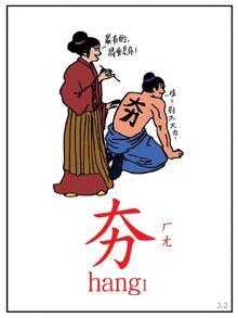 夯 台灣潮語學習字卡(1)