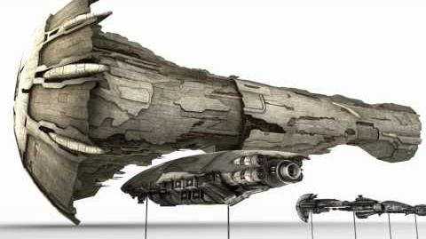 EVE Online Размеры кораблей Амаррской Империи