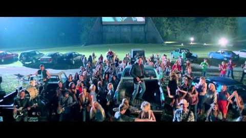 Blake Shelton - Footloose (Official Video)-0