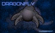 Dragonfly splash