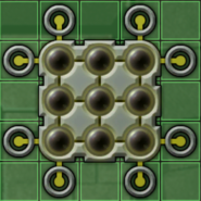 Large Anti-matter Reactor