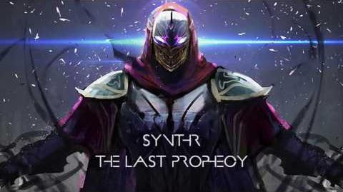 SynthR - The Last Prophecy (2006 - Trance - Uplifting)-0