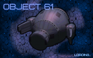 Object 61 splash