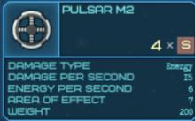 PulsarM2stats