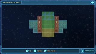 InterceptorMk2 layout