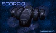 Scorpio splash