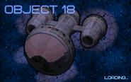 Object 18 splash