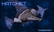 Hatchet splash