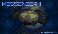 Messenger Mk2 splash