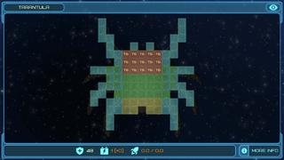Tarantula layout