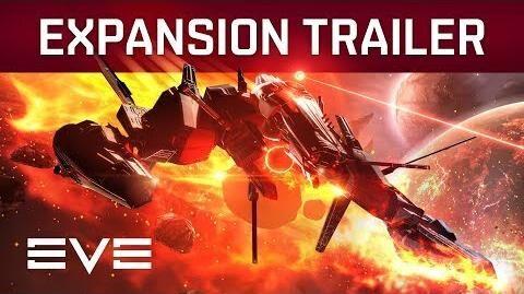 EVE Online - Invasion Cinematic Trailer