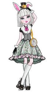 Profile art - Bunny Blanc