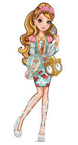 Profile art - Ashlynn Ella