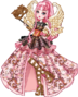 Profile art- C.A. Cupid Thronecoming