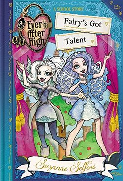 Book - Fairy's Got Talent cover