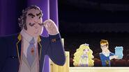 Blondie's Just Right - Headmaster plotting