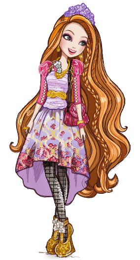 Profile art - Holly O'Hair