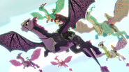 Dragon Games - girls go flying