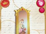 Espelho mágico da Apple White