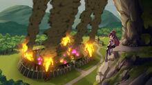 Dragon Games - pure destruction