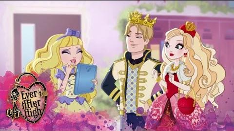 Ever After High™ - Le Conte d'Apple l'Histoire d'une Royals
