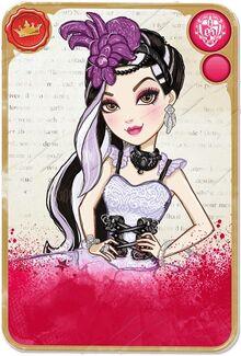 Website - Duchess Swan card