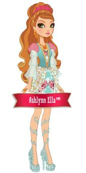 Amazon.com: Ever After High Ashlynn Ella 2-in-1 Magical Fashion ...