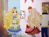 Blondie Lockes/cartoon