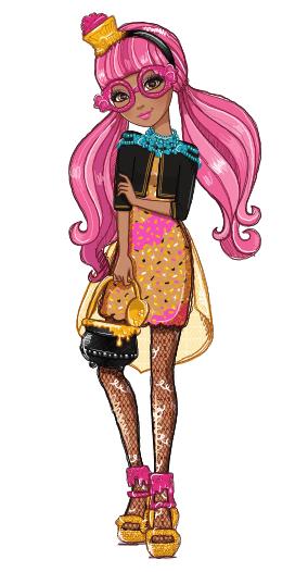 Profile art - Ginger Breadhouse