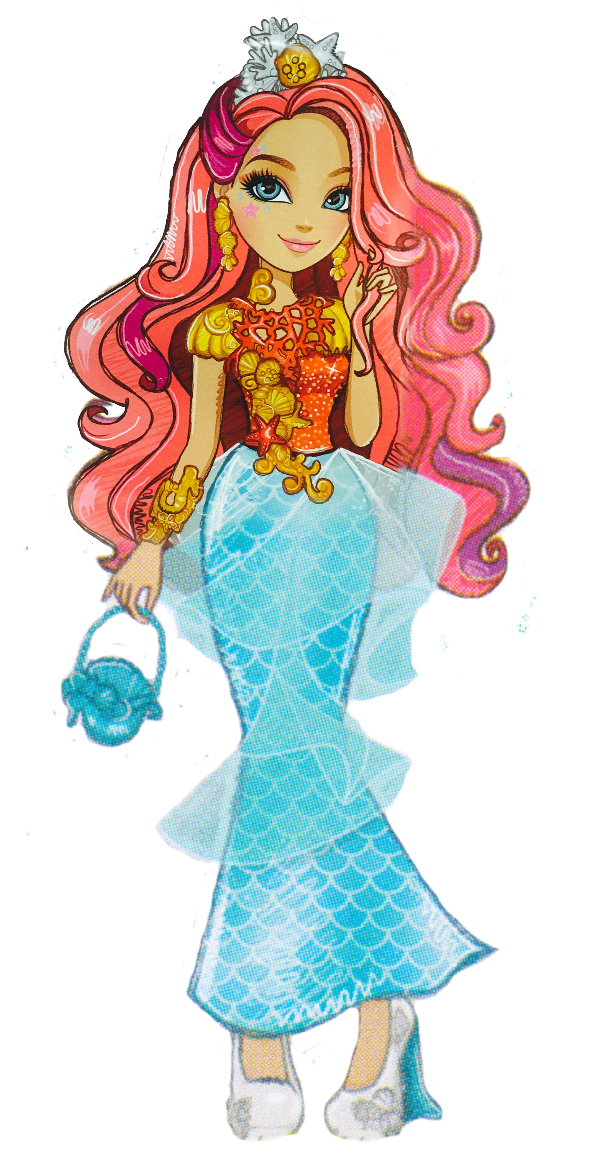 Meeshell Mermaid Ever After High Wiki Fandom