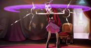 Stark Raven Mad - Raven using her powers