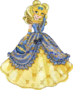 Profile art - Thronecoming Blondie II