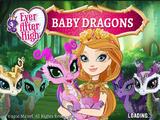 Ever After High: Dragões Bebês