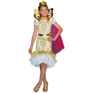Costume stockphotography - Royally Ever After Apple