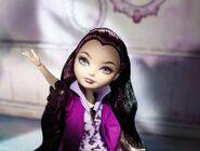 Facebook - Getting Fairest Raven Queen model