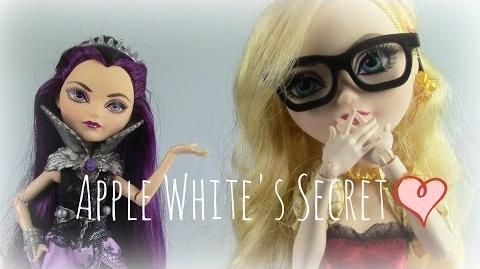 EVER AFTER HIGH Apple White's Secret