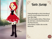 Twiette Starleigh Storybook