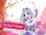 Crystal Winter/cartoon