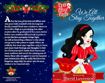 Ever After High - We All Stay Together (Christmas Novel Cover)