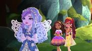 Dragon Games - Farrah, Cedar and Rosabella