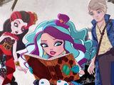 Book of Wonderland Riddles
