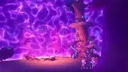 Dragon Games - Raven's magic shield