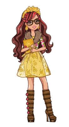 Profile art - Rosabella Beauty