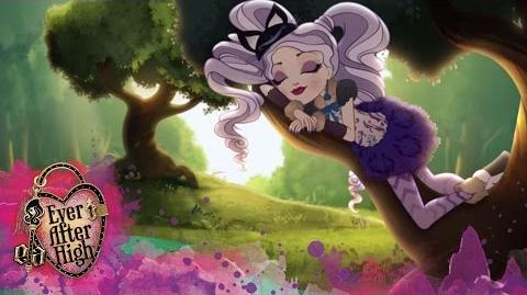 """""""Le curieux conte de Kitty """" Ever After High™"""