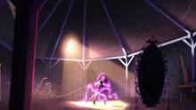Dragon Games - Raven angered