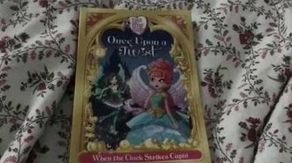 Ever After High Once Upon a Twist When the Clock Strikes Cupid read aloud part 1