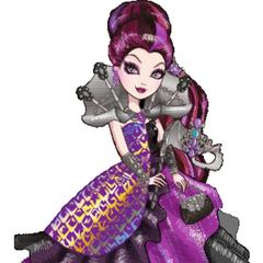 Raven Queen en la