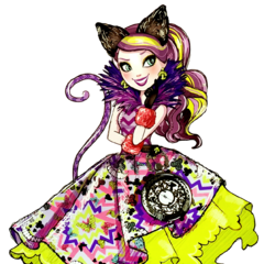Kitty Cheshire en